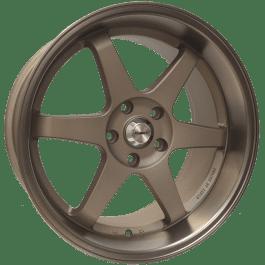 Calibre GTR Bronze Alloy Wheel