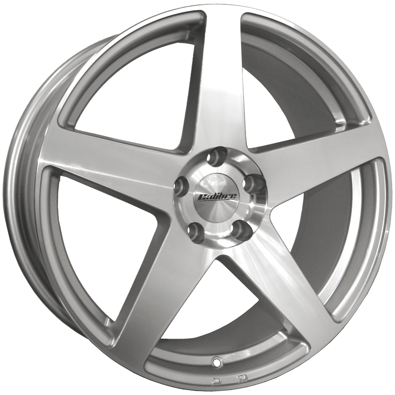 "Wheel Calibre CC-F 8.5x19"" Hypersilver Polished Face 5x114,3 ET32"