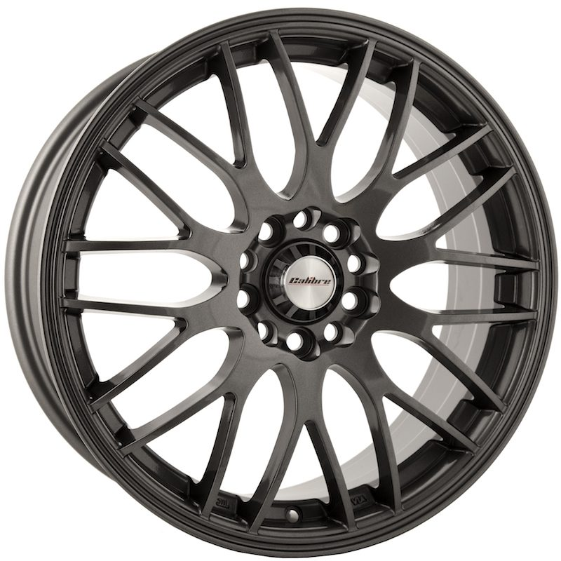 "Wheel Calibre Motion 7x17"" Gunmetal 5x108~5x112 ET40"