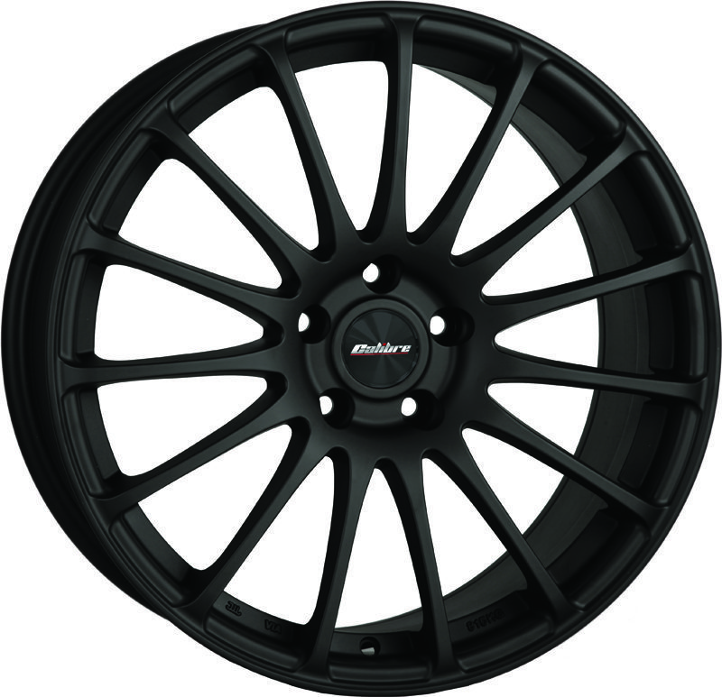 "Wheel Calibre Rapide MB 7x17"" Matte Black 5x100~5x110 ET38"
