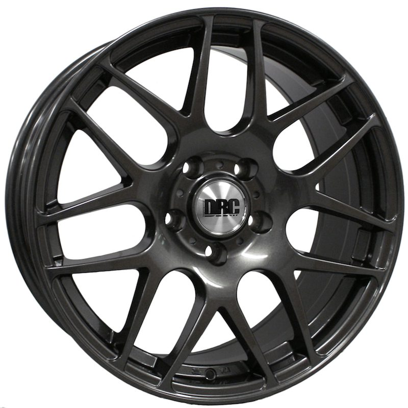 """Wheel DRC DRM 8x18"""" Gunmetal 5x112 ET35"""