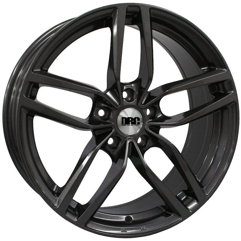 """Wheel DRC DRS 7.5x17"""" Gunmetal 5x100 ET35"""