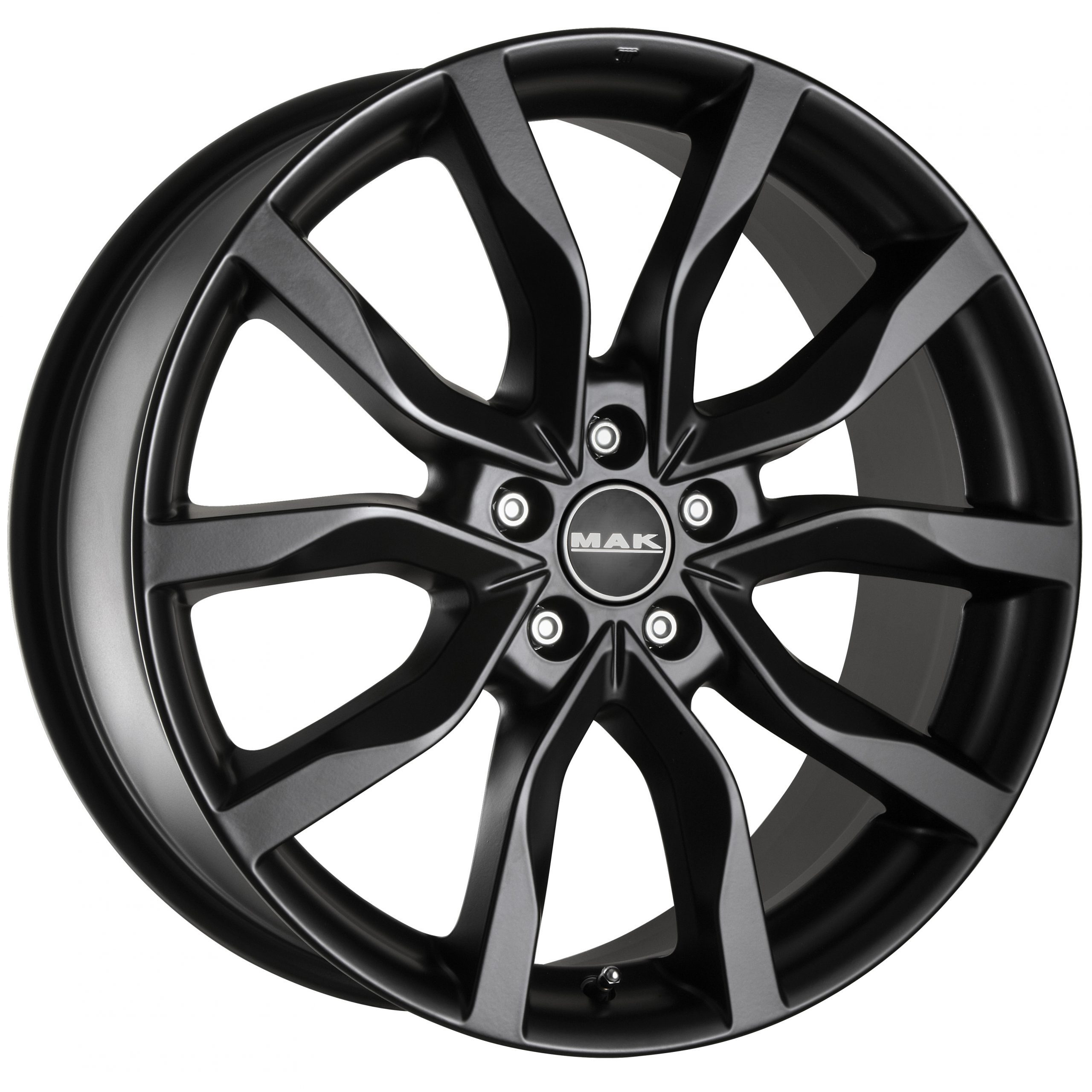 Mak Highlands Matt Black Wheelwright Alloy Wheels Steel Wheels Tyres Tpms Wholesale