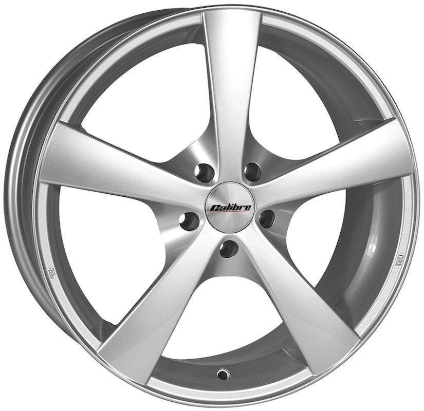 "Wheel Calibre Panik 7x17"" Silver 4x114,3 ET45"