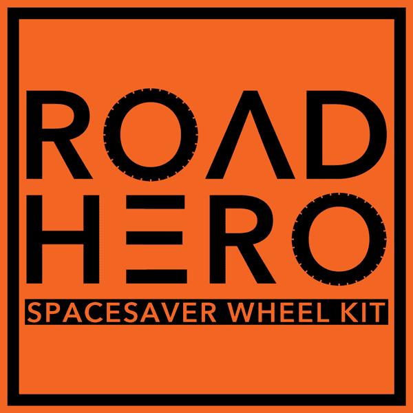 Road Hero Space Saver Wheel Kit