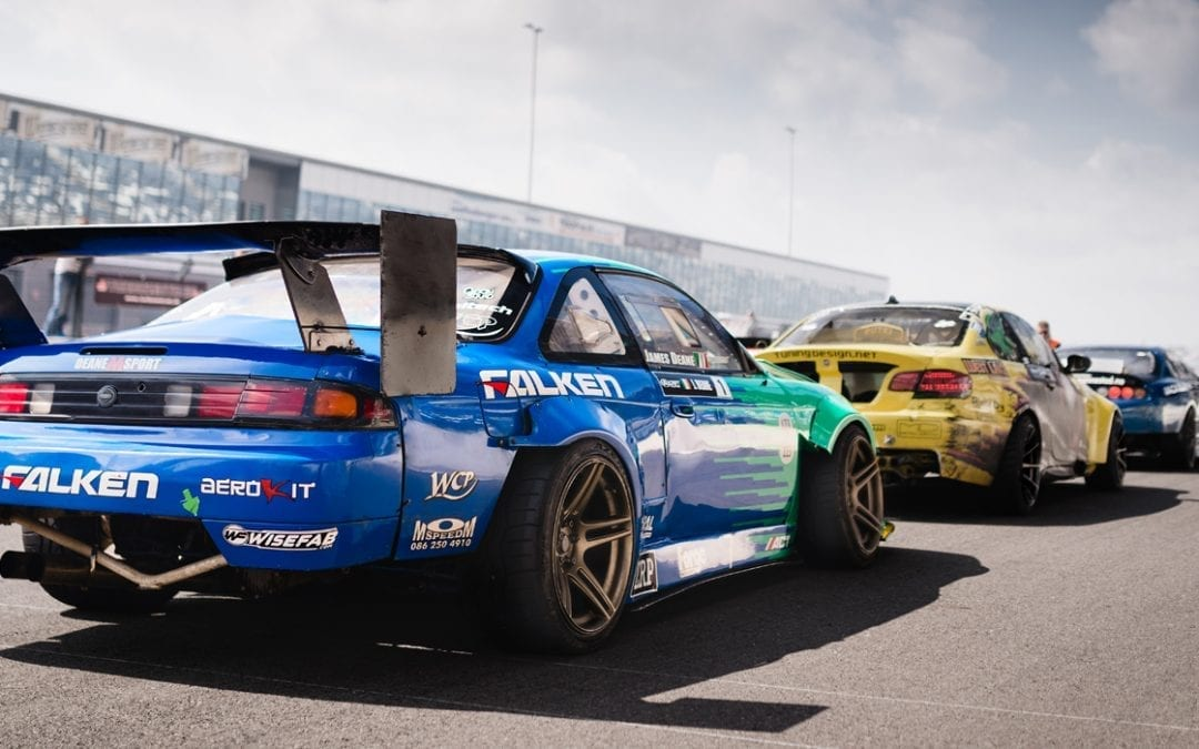 Drift master James Deane signs new deal with 7Twenty.