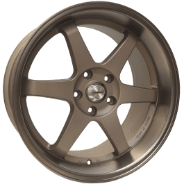 Calibre GTR Bronze Alloy Wheel