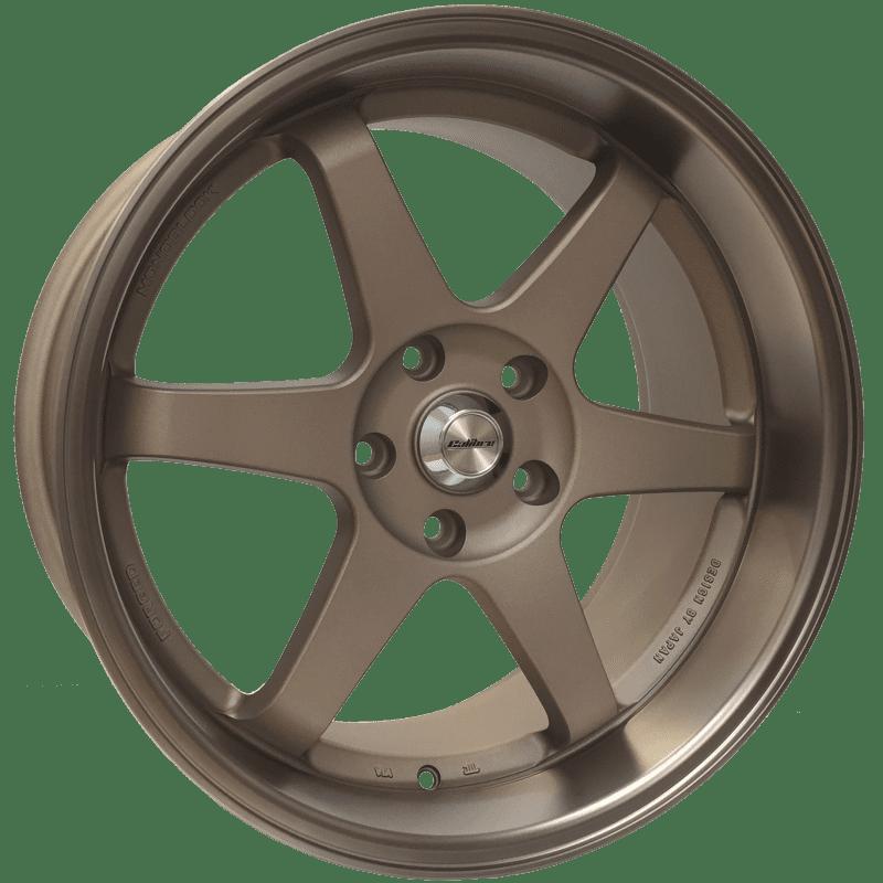 Calibre - GTR (Matt Bronze) - Wheelwright - Alloy Wheels ...