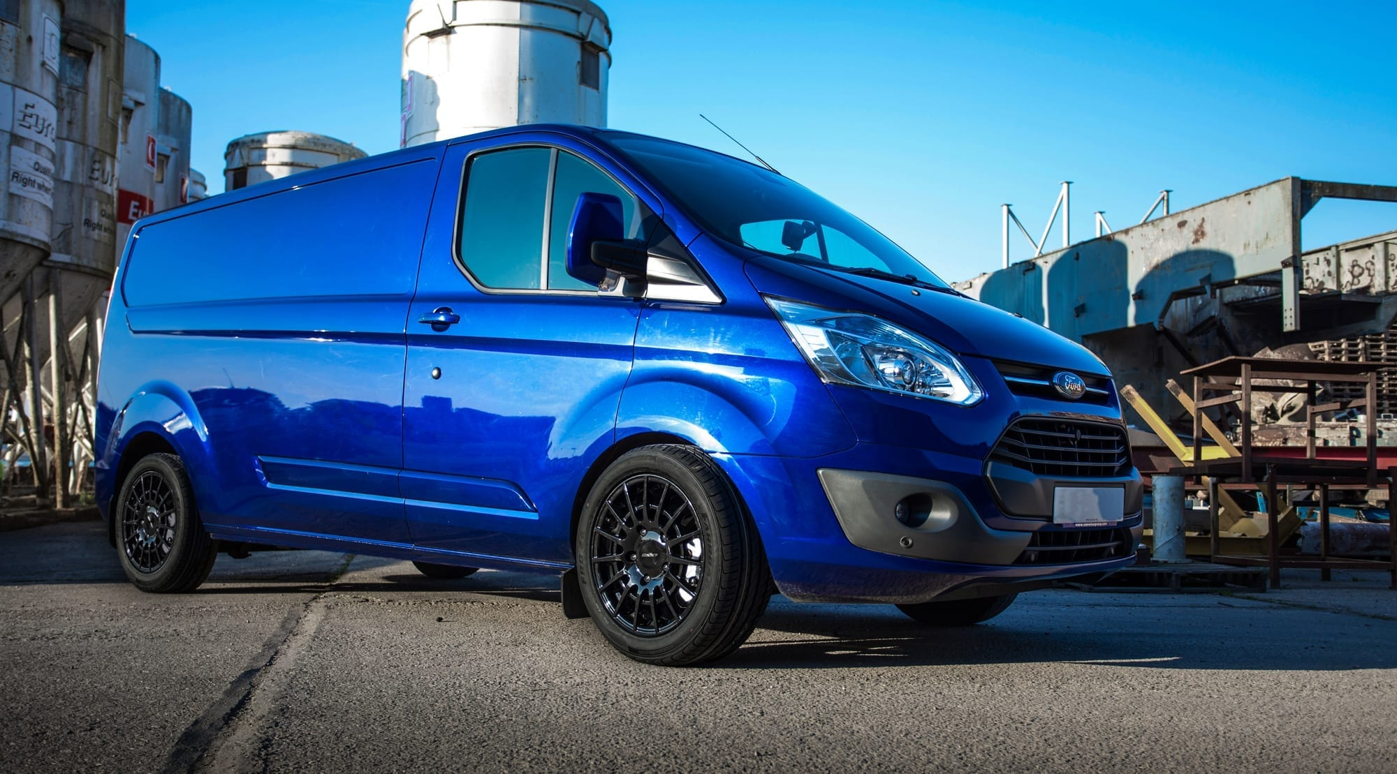 Wheelwright reveal new Calibre T-Sport and Turbine van alloy wheels