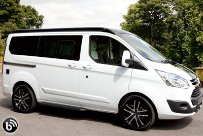 Ford Transit Enters Camping Arena As Motorhome Of The Year