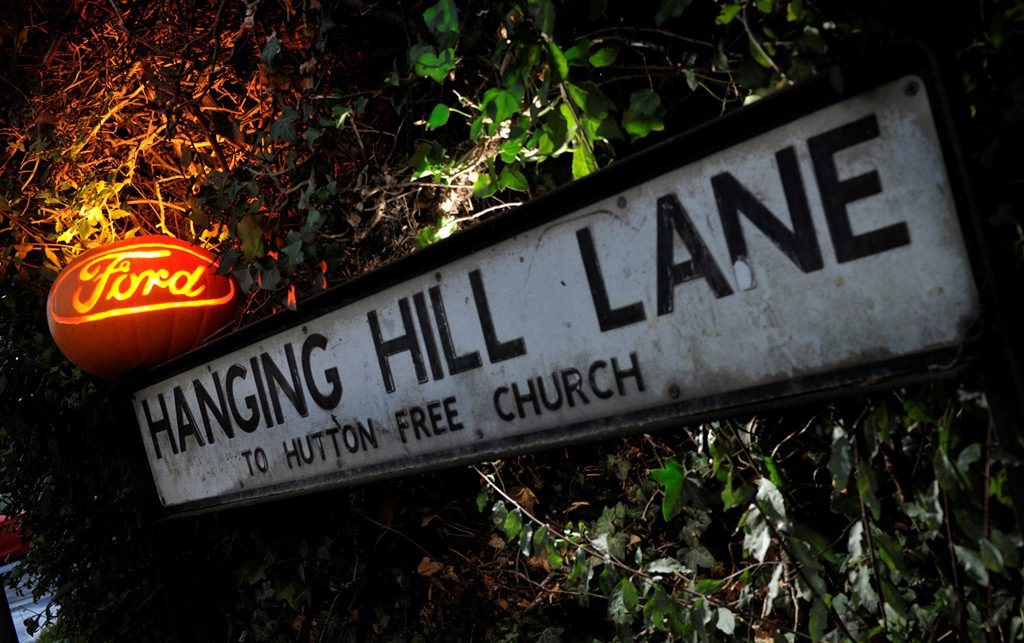 Morgan Hill Ford >> Ford reveals Scariest UK Street Names - Wheelwright ...
