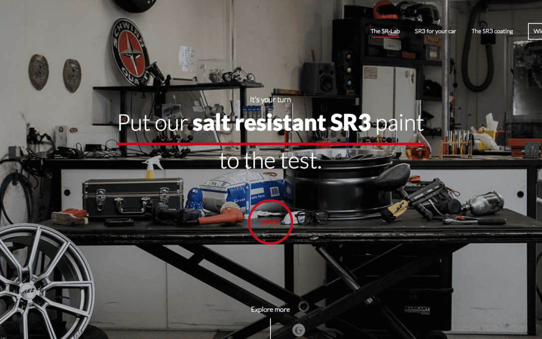 AEZ unveils new SR3 Salt-Resistant alloy wheel coating in new microsite