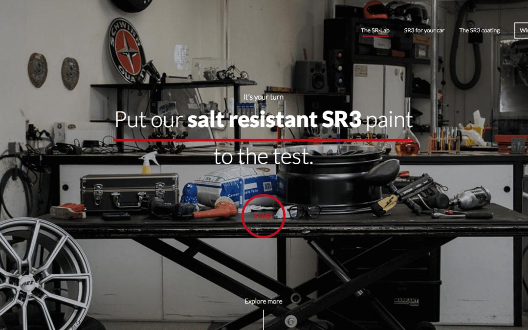 AEZ unveils new SR3 Salt-Resistant alloy wheel coating in new microsite