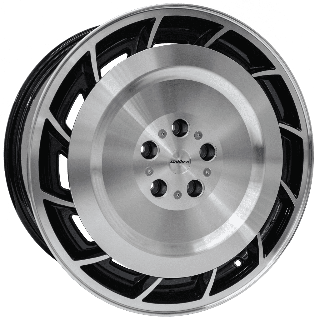 Calibre - Turbine (Black / Polished)