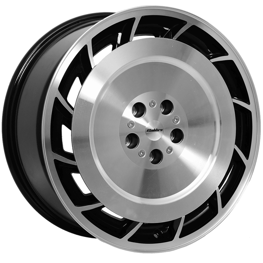 Calibre Turbine Van Alloy Wheel