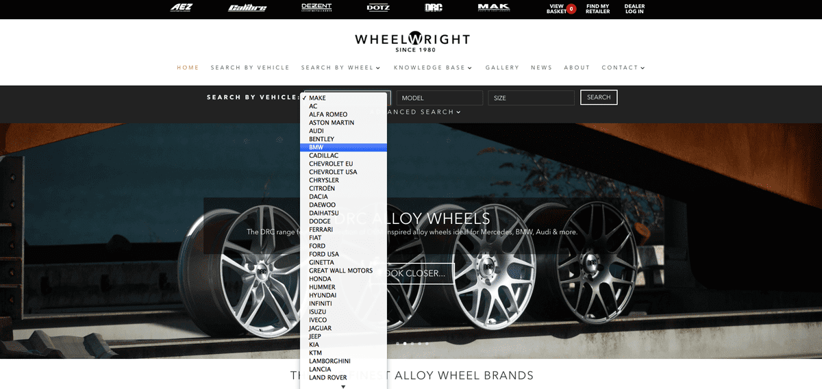 New Wheelwright Website