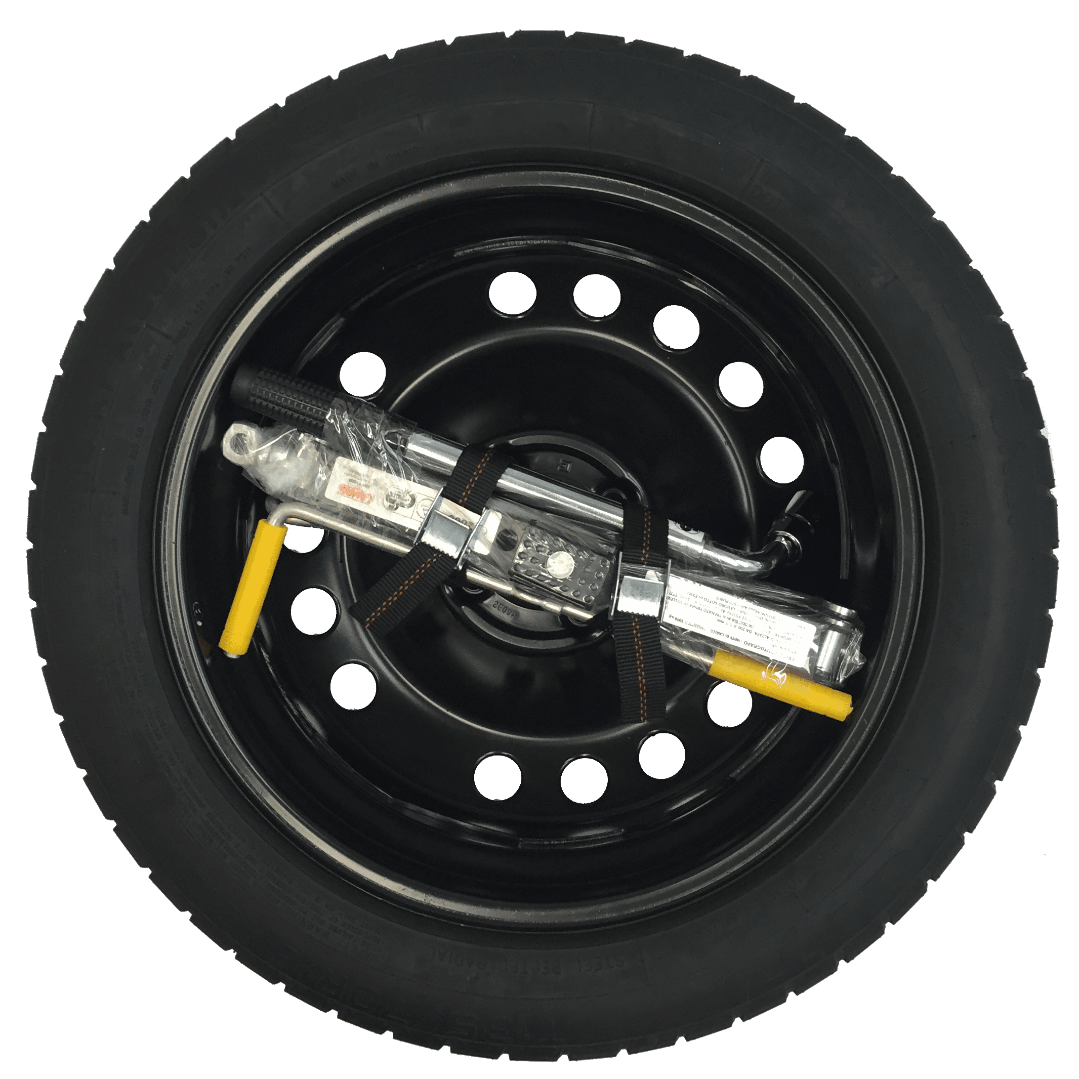 Road Hero Spare Wheel Kit