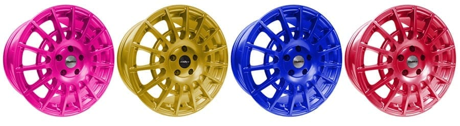 New finishes for popular Calibre T-Sport Van Alloy Wheel now available!