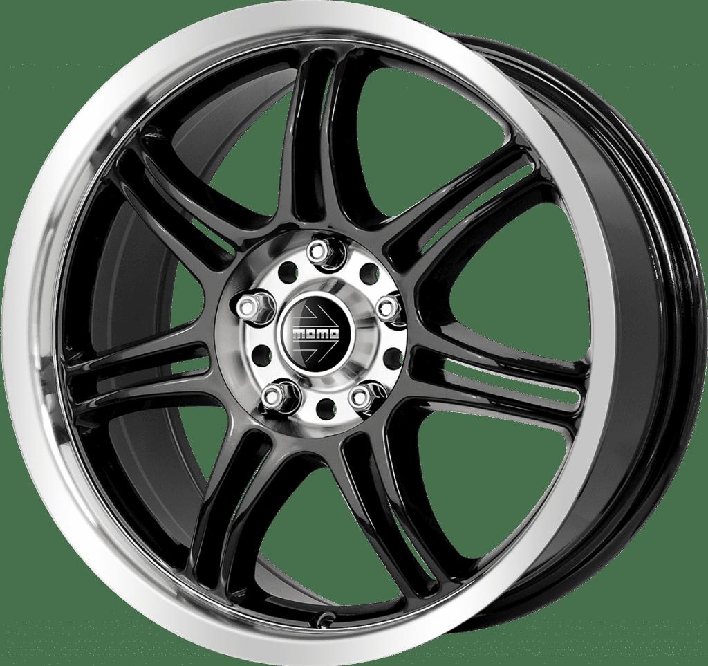 MOMO - RPM Evo (Black / Polished)