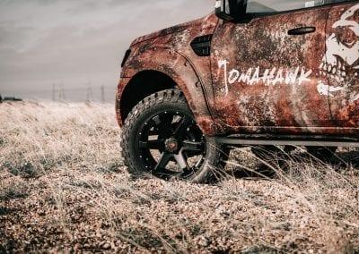 Tomahawk Apache Ford Ranger
