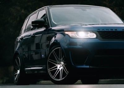 Calibre CC-L Range Rover SVR