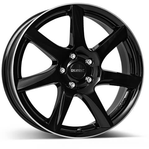 Dezent - TW (Black / Polished)