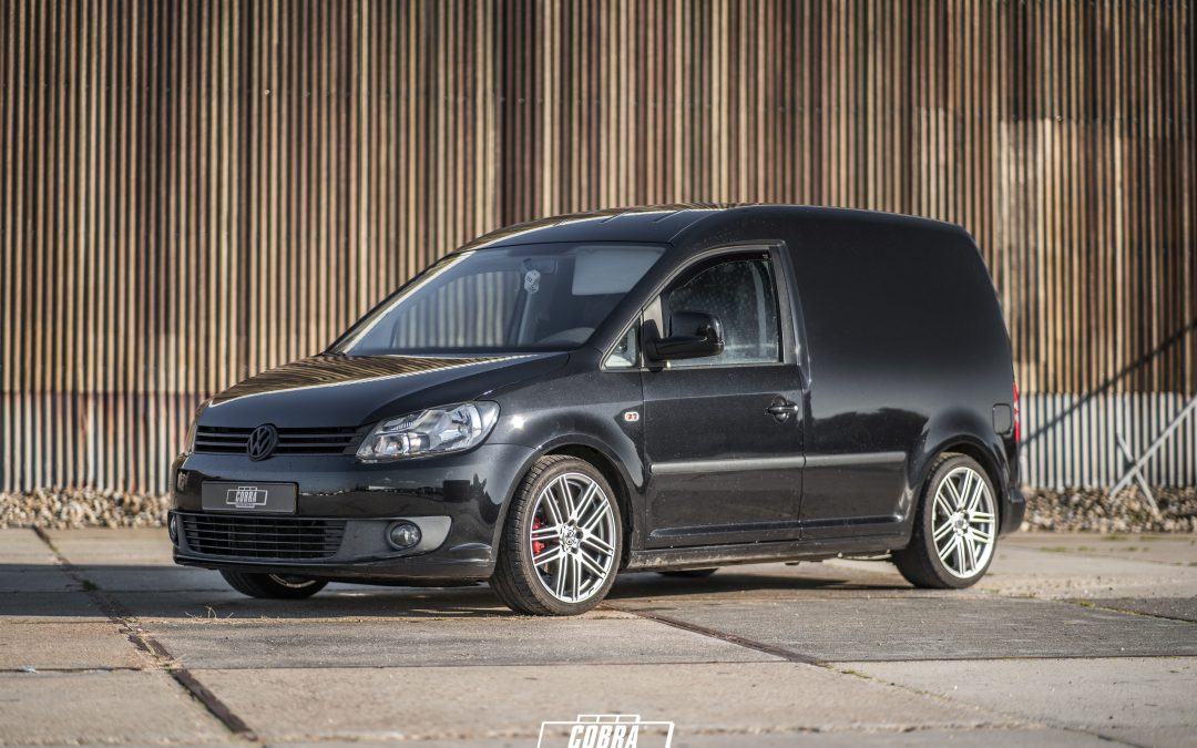 Volkswagen Caddy lowering kit by Cobra Suspension