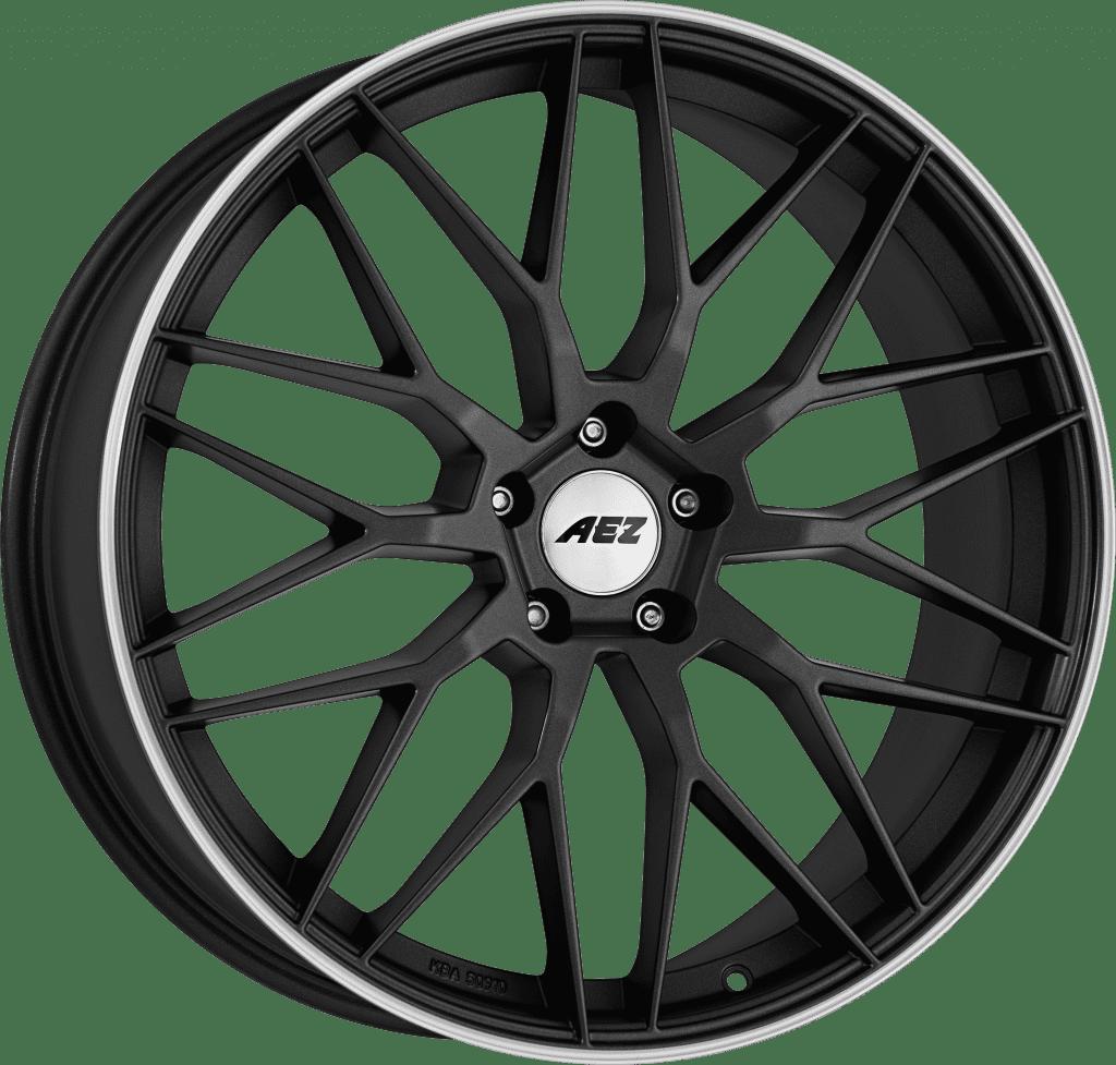 AEZ - Crest Dark (Gunmetal Matt / Polished Lip)